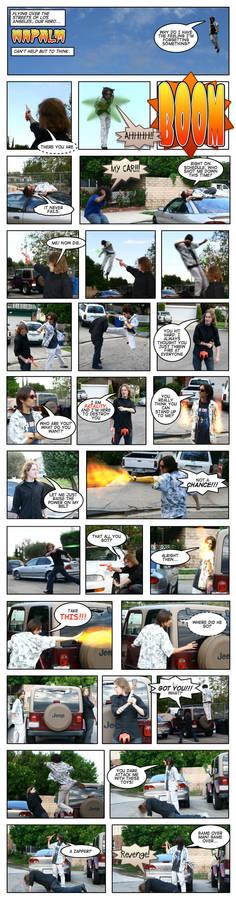 Napalm Comic