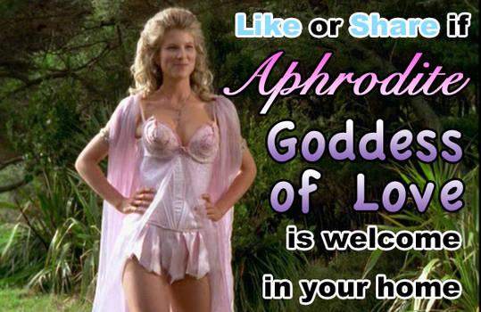Like or Share for Aphrodite