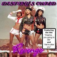 Destiny's Child CD by Sirevil