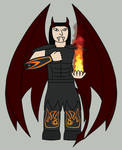 Demon Lord: Paimon by Sirevil