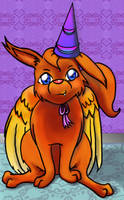 Party Hat by MillyT