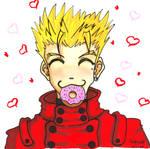 Vash Loves Donuts