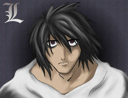 L - Death Note by MillyT