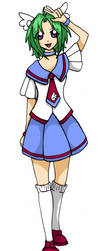 Mitsuki Goes to School by MillyT