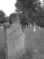 Civil War Graveyard by MillyT