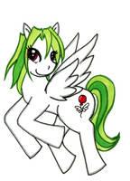 Mitsuki Pony by MillyT