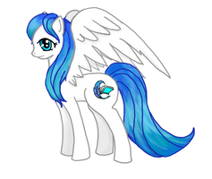 Periwinkle Plume by MillyT