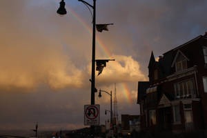 Pittsburgh Rainbow by MillyT