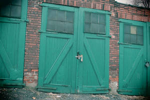 Colored Doors by MillyT