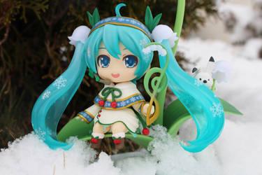 Snow Miku's Snow Day