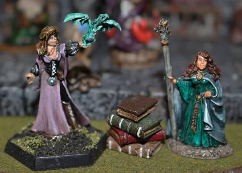 Warlocks and Books