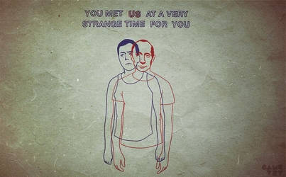 Strange time for you