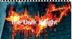 The Dark Knight by Jwgirl