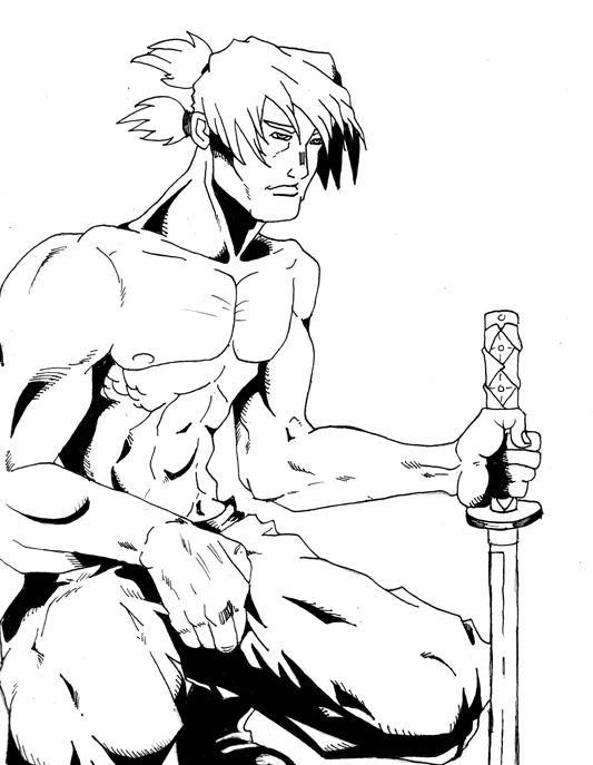 Sword man by joseph-felken