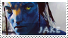 Jake Sully Stamp by Dekaff