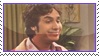 TBBT Raj Stamp No Name by Dekaff