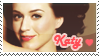 Katy Perry Stamp 4 w Heart by Dekaff