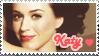 Katy Perry Stamp 4 w Heart by Dekaff