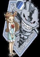 The Steel-Clad Defense Girl by kokorotoyume