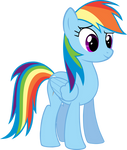 Rainbow is Proud (Vector)
