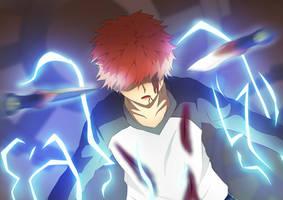 Fate - Emiya Shirou - Steel is my body by YungMoneyChow