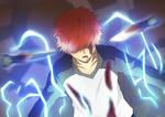 Fate - Emiya Shirou - Steel is my body