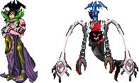 Sirenmon Human Mode