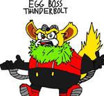 Egg Boss Thunderbolt by tanlisette