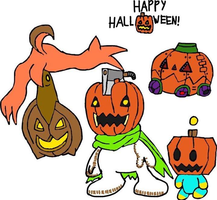 Happy Halloween! by tanlisette