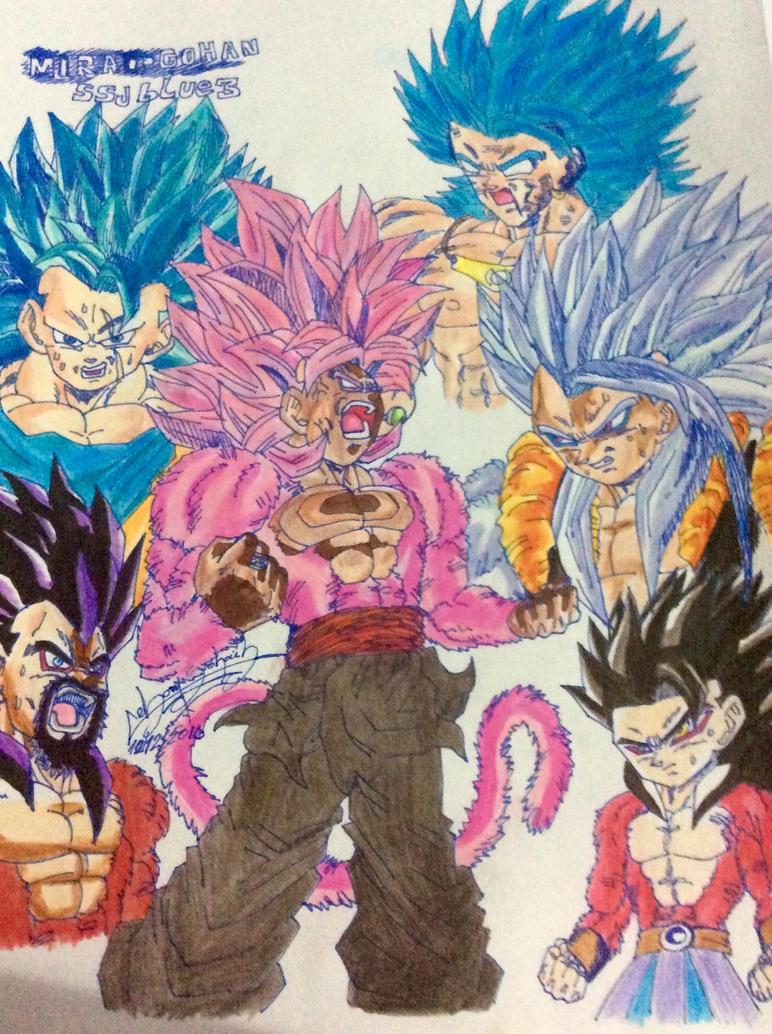 Black Goku by Sohaiblebon