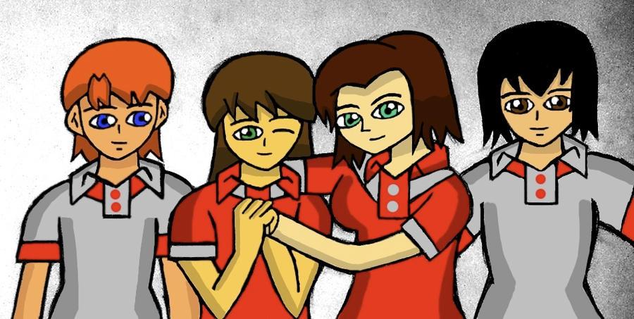 Jack's Best Friends by RedPhoenix15