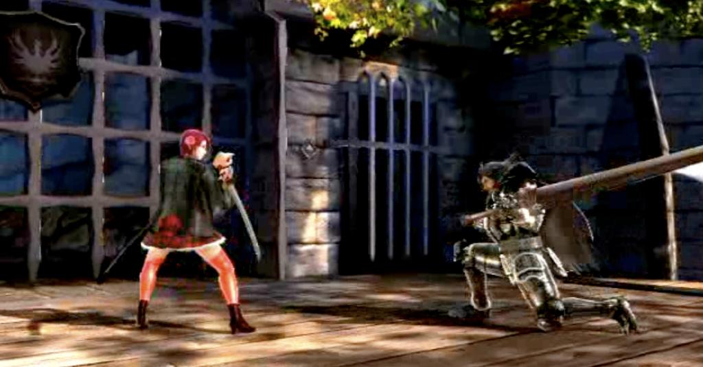 Dragons vs. NJGs (#25): Leonardo vs. Saki by RedPhoenix15