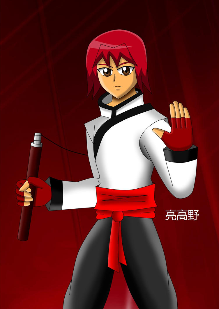 Ryo Takano by RedPhoenix15