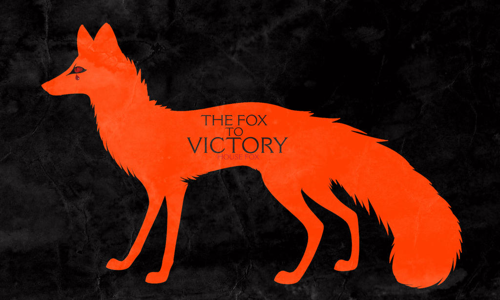 House Fox Game Of Thrones Sigil By Fiskfox On Deviantart