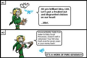 Brilliant Zelda Ideas by Fyrelinx