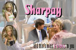 SHARPAY - miss evans to you
