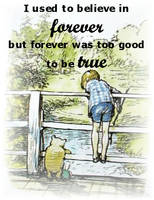 Winnie the Pooh - FOREVER by elesi