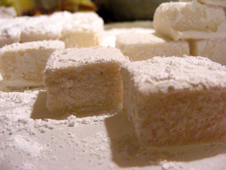 Bourbon Vanilla Marshmallows by clayghost34
