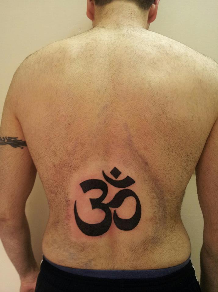 Om Tattoo By Jadedxink On Deviantart