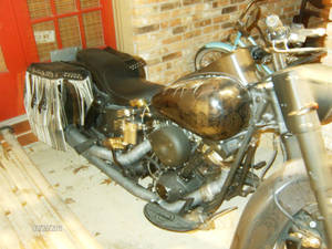 Some picture of a Motorcycle 2