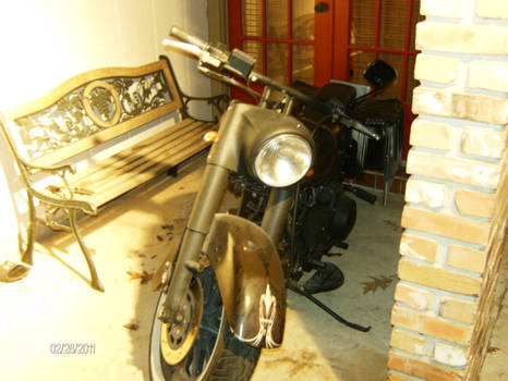 Some picture of a Motorcycle 3