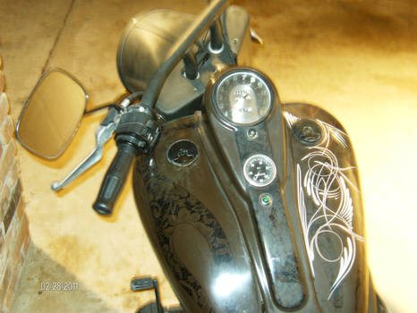 Some picture of a Motorcycle 4