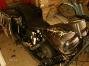 Some picture of a Motorcycle 5