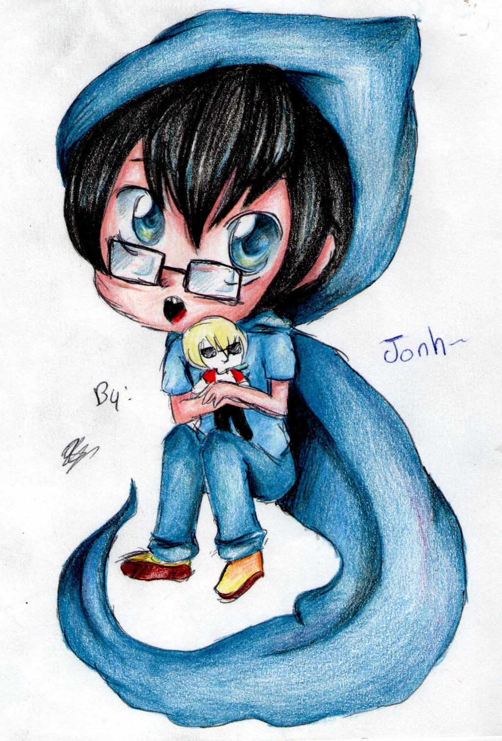 Jonh by alex-la-eriza