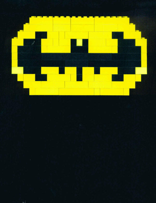 Lego Batman Symbol By Bigbmh On Deviantart