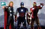 Avengers Big 3