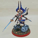 The Light Of Eltharion - AoS Lumineth Realm-Lords by JaWzY83