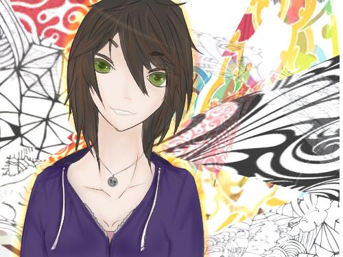 Me- Persona x3 by Zillah-Ninja