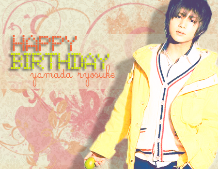 Yama-chan,Happy Birthday~ by lalaxartz