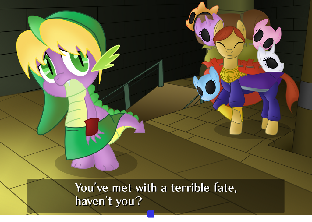 Terrible Fate by SomeponyToLove
